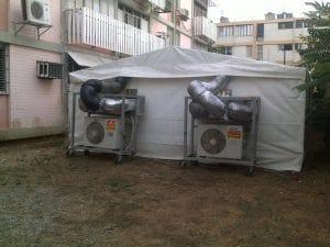 אוהלי אבלים