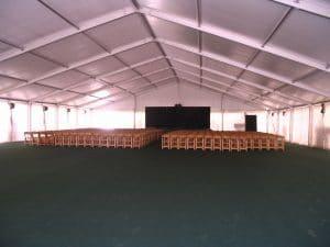 אוהלי אירועים ממוזגים חורף