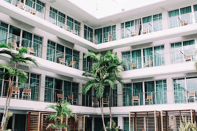 מערכות מיזוג לבתי מלון / מזגנים לבתי מלון